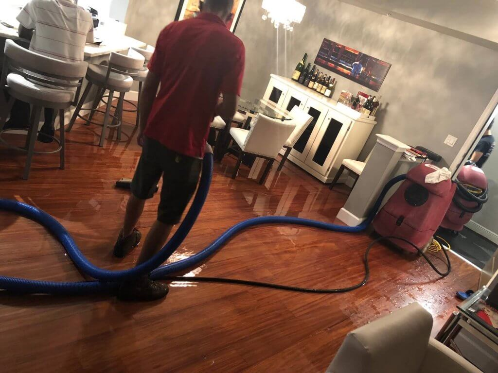 water extraction Palm Beach